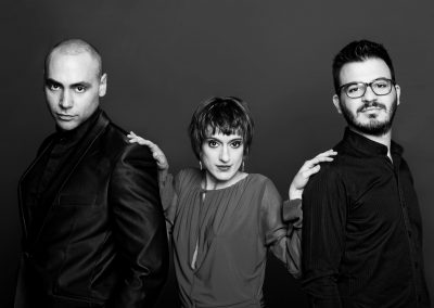 Hemisphaeria Trio photo ©Musacchio&Ianniello